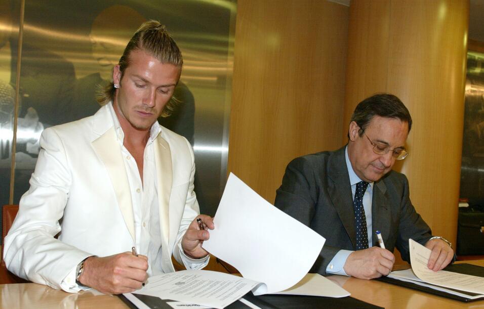 OFICIAL: David Beckham tendrá su equipo de fútbol en Miami gettyimages-2...