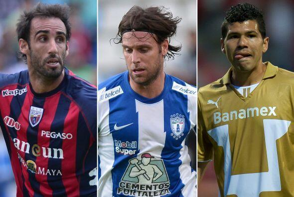 Una vez más la mayoría de los clubes mexicanos han confiado su ataque a...