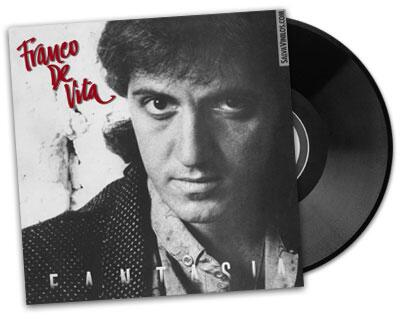 En 1986 llegó 'Fantasía', que vendió más de 600 mil copias.