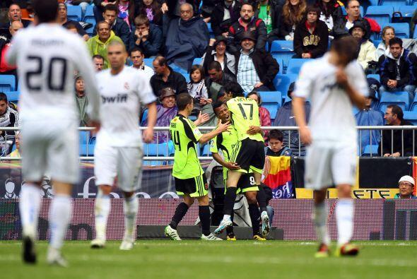 Gabriel Fernández Arenas lo ejecutó a la perfección y dejó a Casillas si...