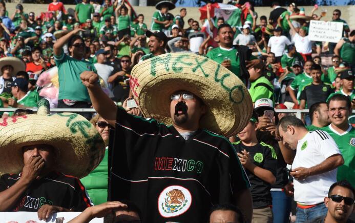 Mexico Jamaica