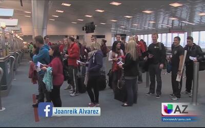 Recomendaciones para las familias que regresan de un viaje en el extranjero