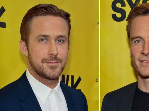 Ryan Gosling y Michael Fassbender son tan sólo dos actores que ll...