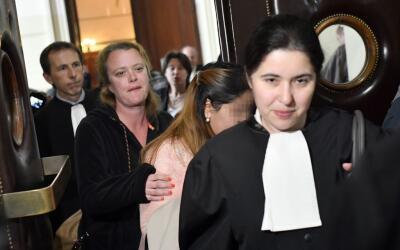 Una de las víctimas de maltratos fue testigo en el juicio en Brus...