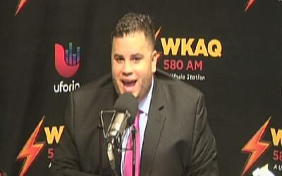 Jay Fonseca critica al gobernador por no enfrentarse al CDC y al gobiern...