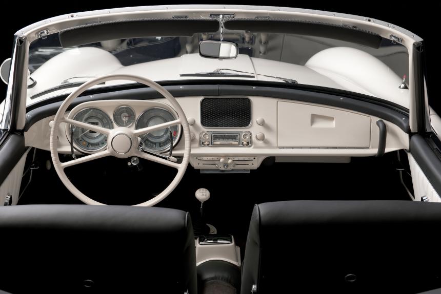 La restauración del BMW 507 1957 de Elvis Screen Shot 2017-03-15 at 3.52...