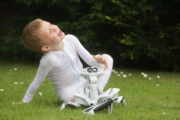 Sus padres descubrieron sus alergias a comida como las nueces, el kiwi,...