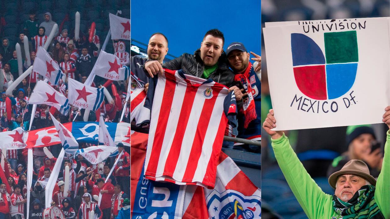 En fotos: los Red Bulls logran el primer nocaut de la MLS sobre la Liga...