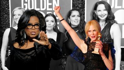 Oprah Winfrey, Nicole Kidman, Eva Longoria, Salma Hayek y otras actrices...