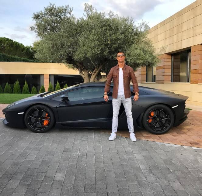 Una de las adquisiciones más resonantes de Cristiano Ronaldo es este Lam...