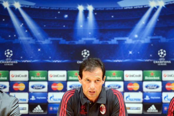 La lista la completan Massimiliano Allegri, el técnico del Milán que tie...