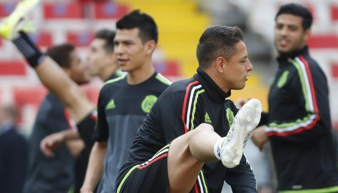 México y Portugal, en su última práctica para 'salvar el honor' en la Co...