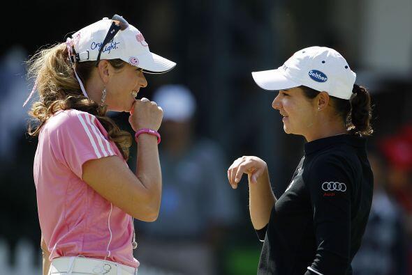 Paula Creamer es la actual campeona del U.S. Open y una de las golfistas...
