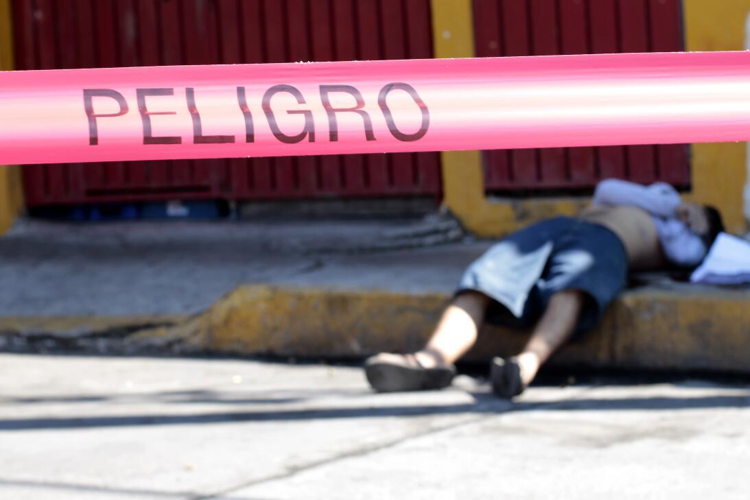 De 2012 a 2016 se registraron 63,816 homicidios en todo México.