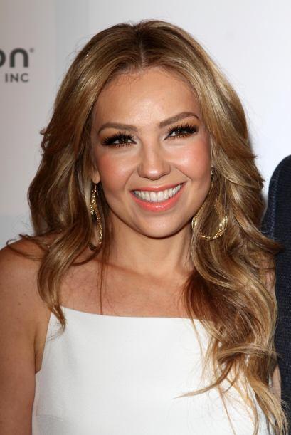 Mira más fotos de Thalía en la gala benéfica de ArtsConnection.