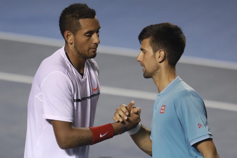 Murray y Djokovic fuera del Top 10 ATP, Nadal nuevo líder GettyImages-64...
