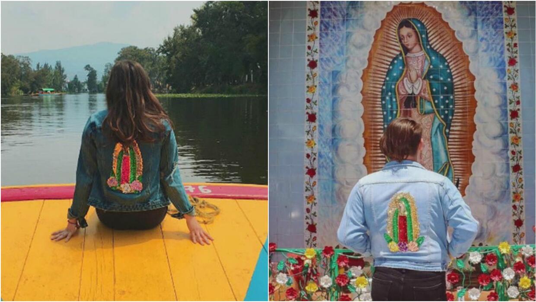'Hija de tu madre', las chaquetas con la imagen de la Virgen de Guadalup...
