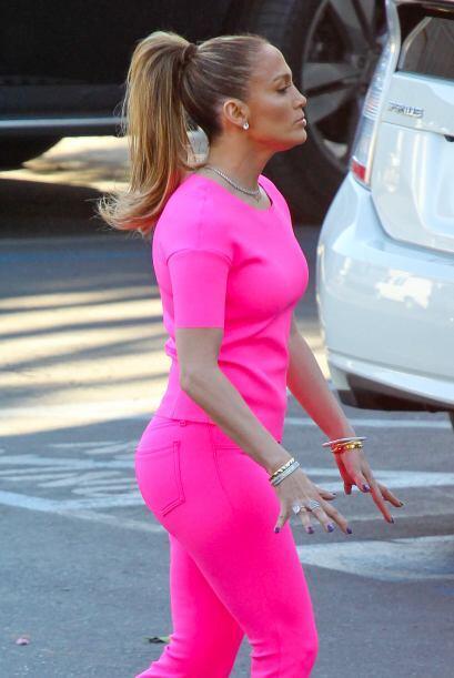 Más fotos de Jennifer Lopez. Mira aquí los videos más chismosos.