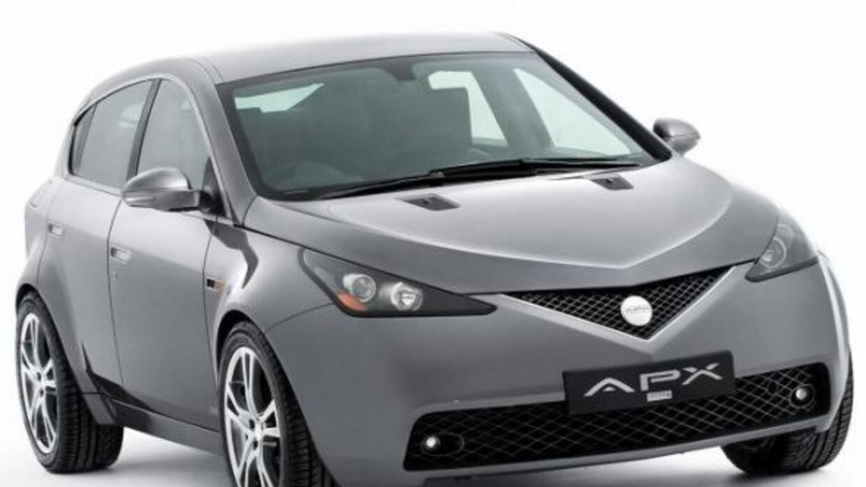 El primer intento de una SUV Lotus fue el APX Concept presentado en el A...