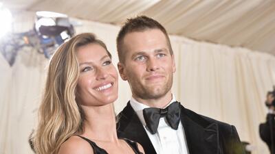 Gisele Bündchen y Tom Brady: los Barbie y Ken del Super Bowl LI