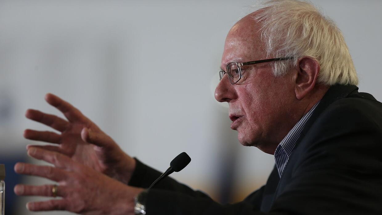 Sanders se reunirá con el presidente Obama en la Casa Blanca sanders.jpg