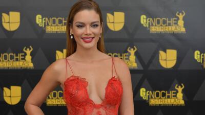 La deslumbrante alfombra roja de Premios Univision Deportes