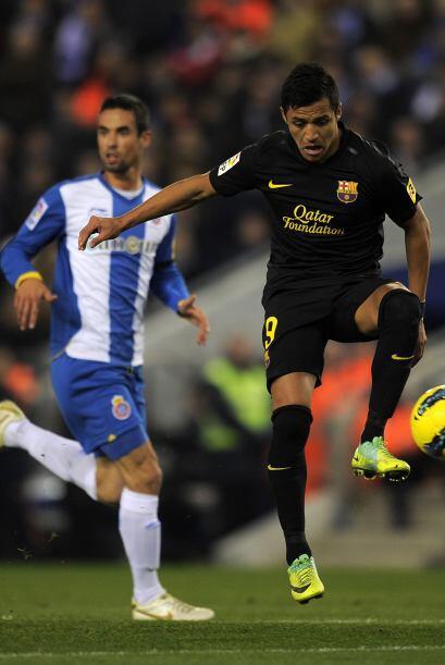 La Liga española vivió una edición más del 'Derby' español entre Espanyo...