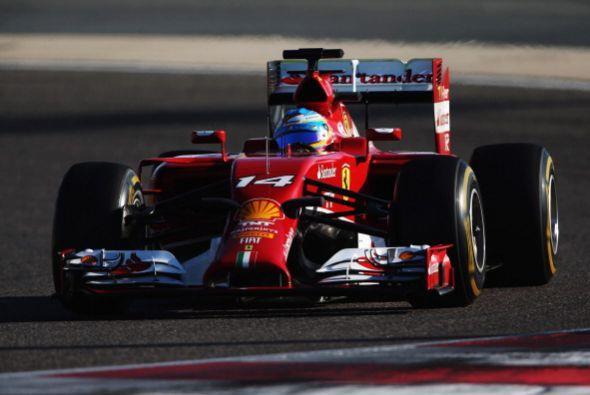 Ferrari quiere retomar su paso ganador y llevarse todo este 2014. El equ...