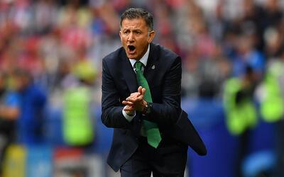 """Osorio sobre la posibilidad de jugar ante Chile: """"No pensamos en ningún..."""