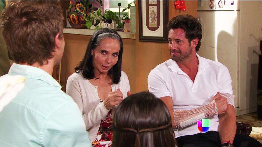 ¡María Dolores renunció al amor de Max!
