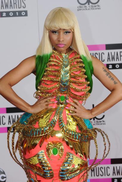 ¡Mechas californianas al puro estilo Minaj!, si te encanta esta te...