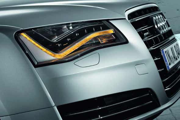 Todo el sistema de iluminación corre a cargo de tecnología LED.