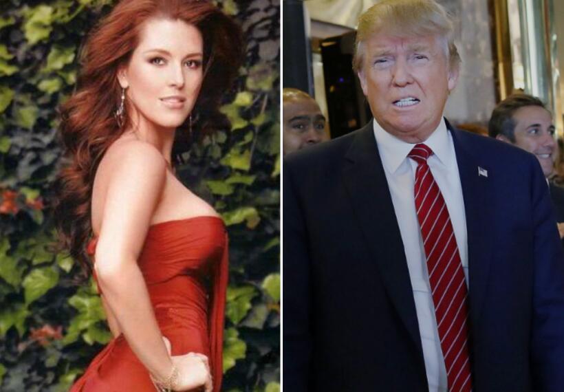 Alicia Machado vs Donald Trump