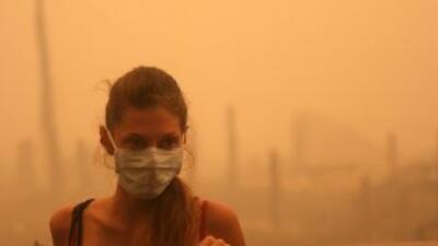 Decenas de incendios fuera de control situaron la capital rusa y amenaza...