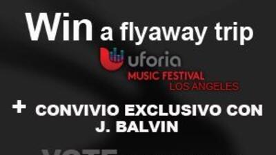 ¡Gana un viaje para ir al Festival de Música Uforia!