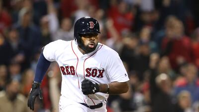 Bradley conecta grand slam en paliza de Red Sox ante Athletics