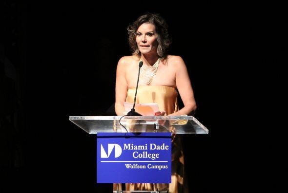 La gala de presentación se llevó a cabo en el Wolfson Campus del Miami D...