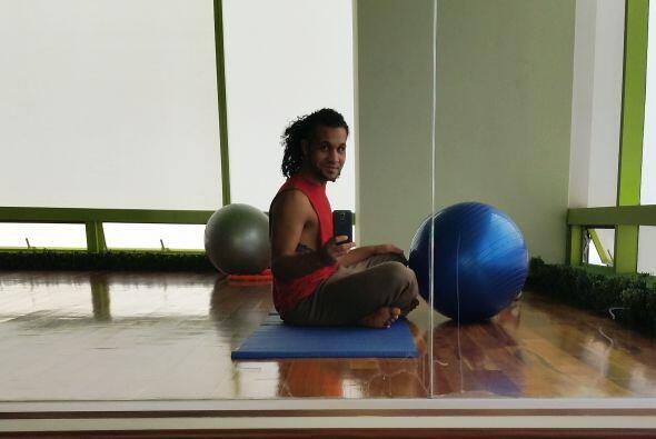 Buscando dentro de mí.  #Yoga #meditation #relaxed