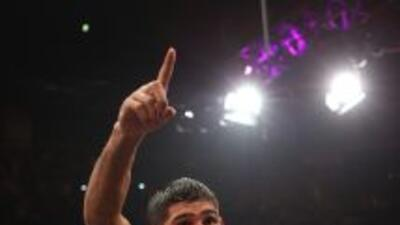 Amir Khan logró derrotar a Paul McCloskey por decisión técnica en seis r...