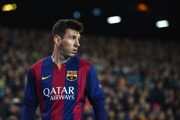 Lionel Messi parece haber dejado atrás las dificultades con su entrenado...