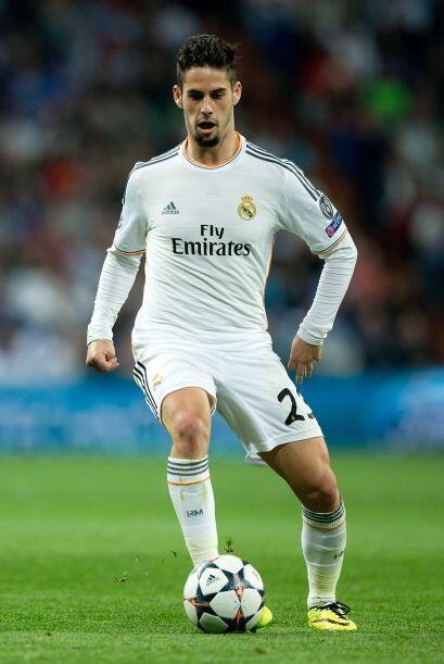 Isco Alarcón (9): Realizó el partido que tanto le pidió Carlo Ancelotti...