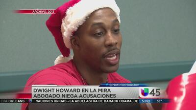 Resurgen acusaciones de violencia a Dwight Howard