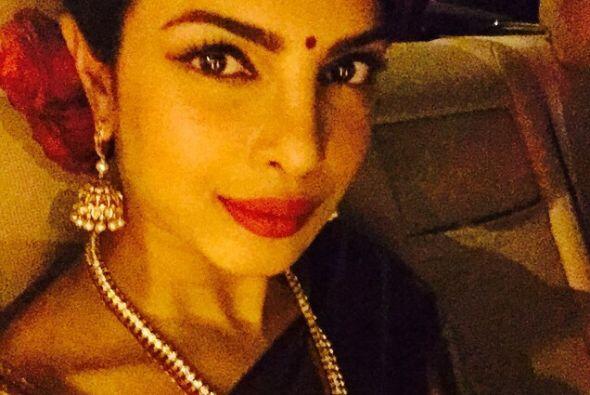 Priyanka no llegó a tocar de puerta en puerta por una oportunidad.