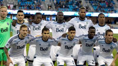 Vancouver Whitecaps además tiene una de las camisetas más bellas de la MLS.