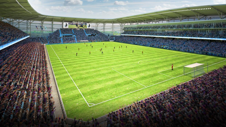 ¡De última generación! Así será el futuro estadio de Minnesota United FC...