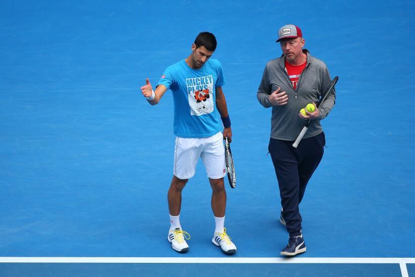 Murray y Djokovic fuera del Top 10 ATP, Nadal nuevo líder GettyImages-50...