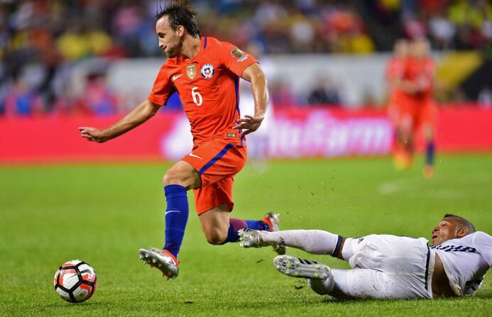 El ranking de los jugadores de Colombia vs Chile GettyImages-542243090.jpg