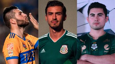 Los guapos de México: los futbolistas más atractivos y queridos por el público femenino