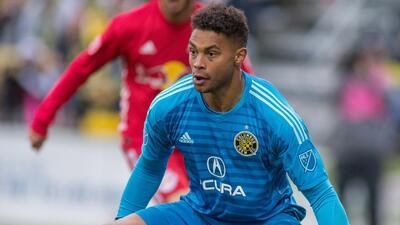 Oficial: el Manchester City adquiere a Zack Steffen, arquero de Columbus Crew SC y EE.UU.