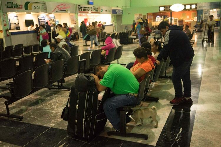 México se prepara para el huracán Patricia